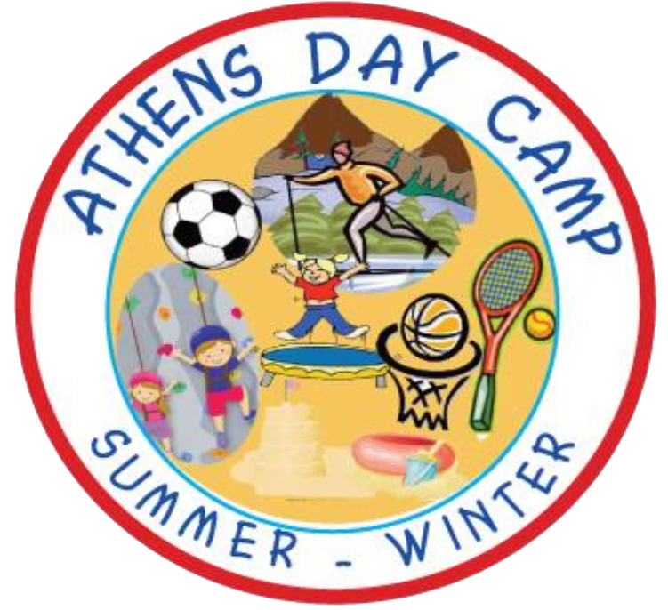 Athens Day Camp Logo